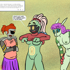 """""""Can the Wreckers get naked?"""""""