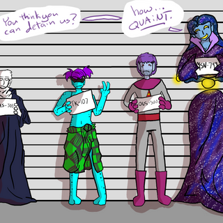 The Impossibles: Height Chart