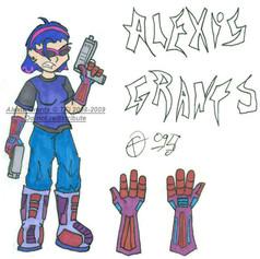 Origin Art: Alexis Grants