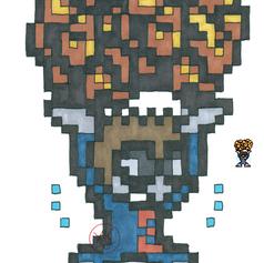 Jordan 8-bit