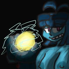 Glowy Electroball