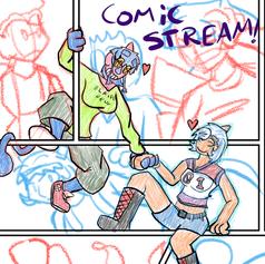2015 Comic Stream title card