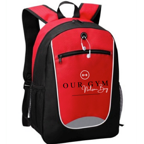 Our Gym  Backpack