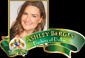 ASHLEY BERGES 2017 Krewe de Etoiles Duchess