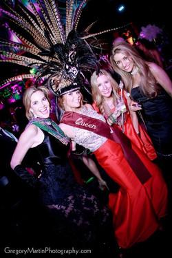 Krewe de Etoiles Dallas Mardi Gras
