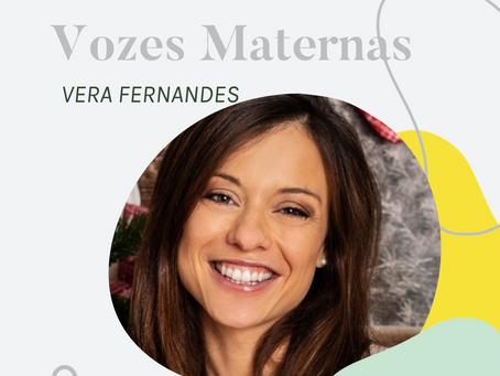 Vozes maternas com Vera Fernandes