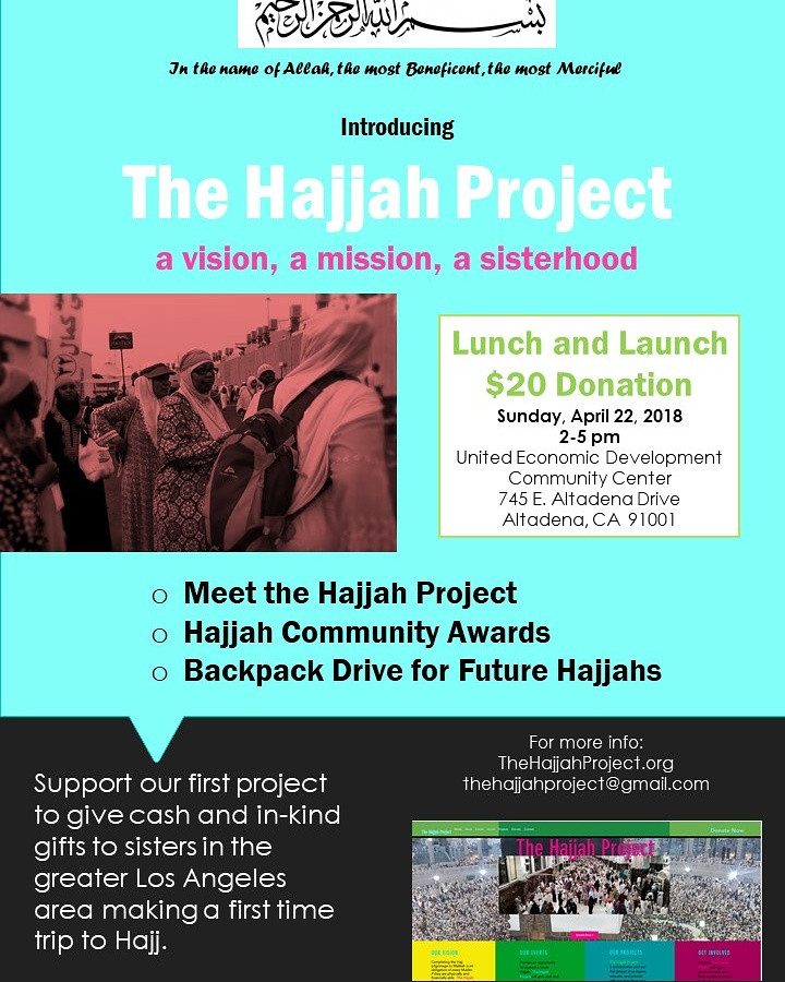 Introducing The Hajjah Project