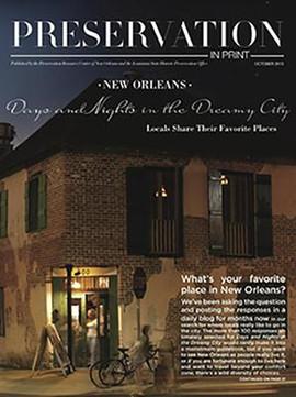 Preservation Magazine