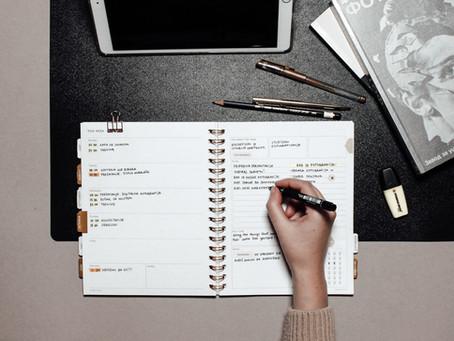 Kako prilagoditi bilo koji planer u studentski planer