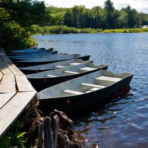 Tahquamenon River Boats