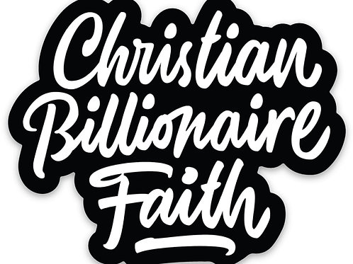 Christian Billionaire Faith