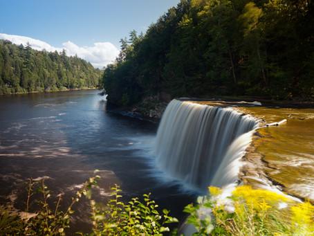 The Legend of Tahquamenon Falls