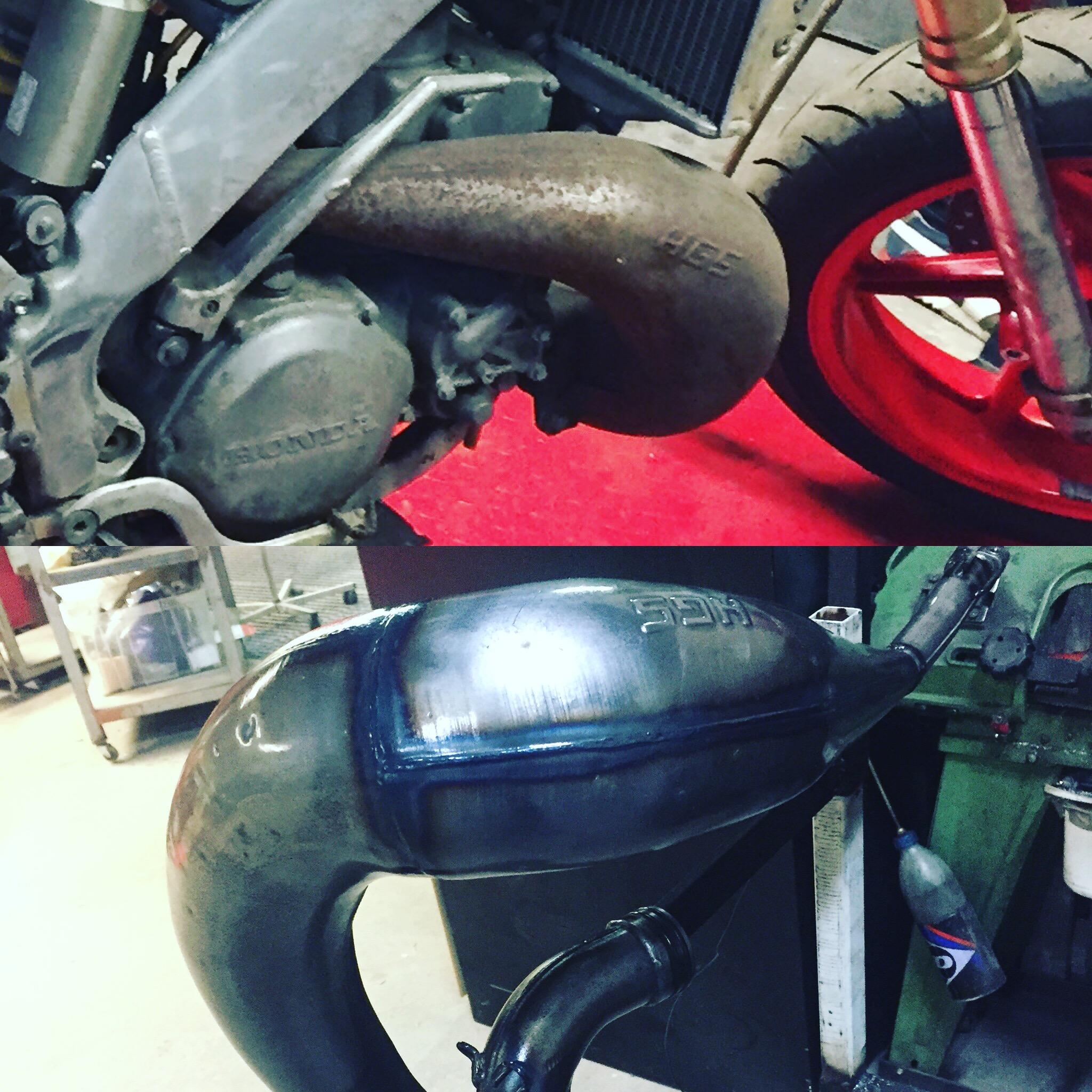 Honda CR250R