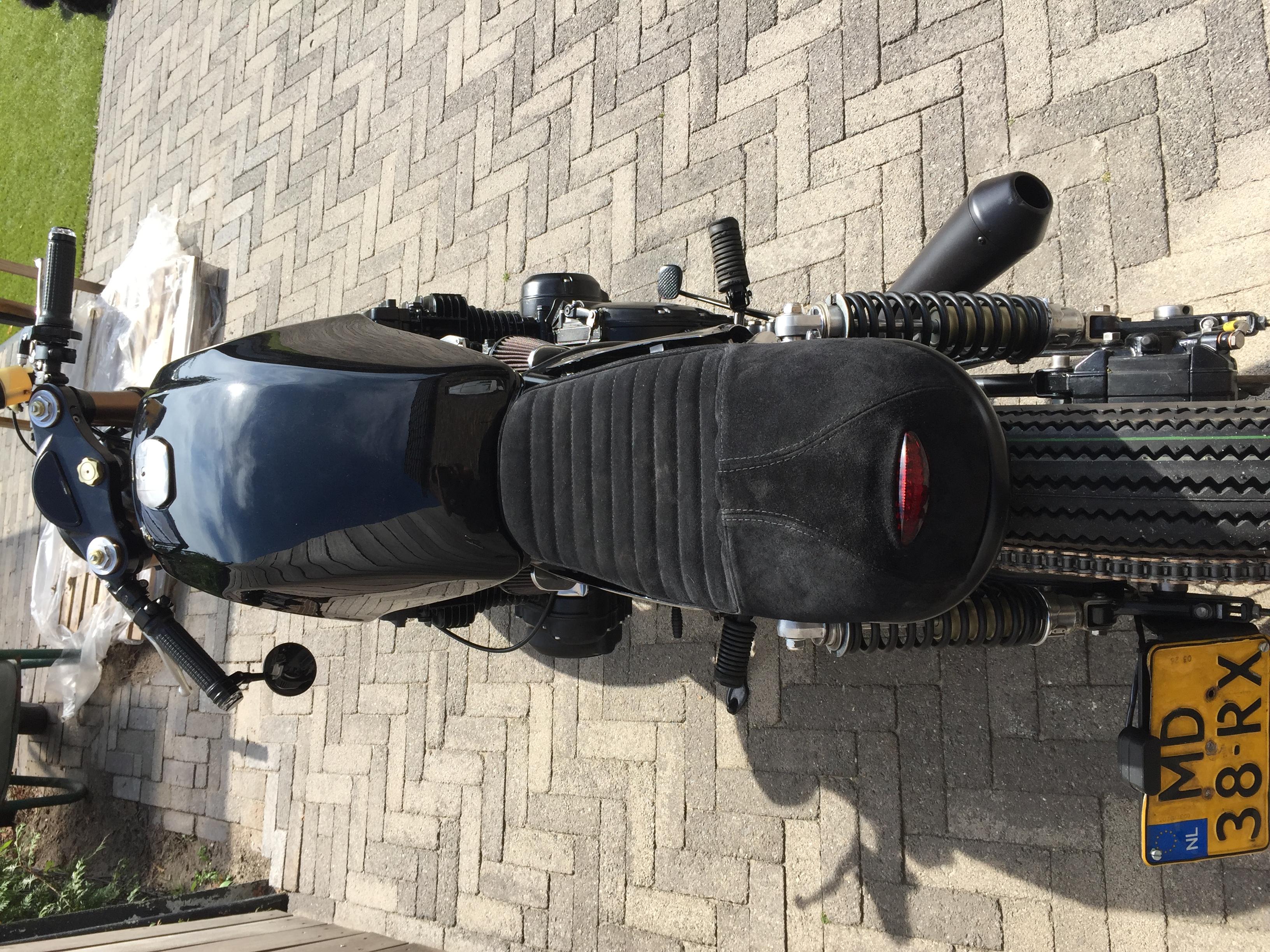 Suzuki GSX 1100 #5