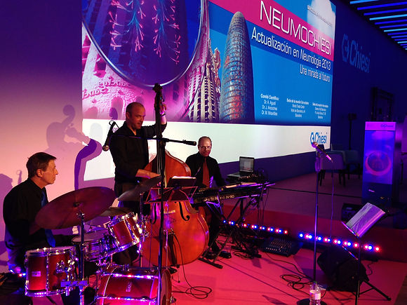 Jazz para eventos Barcelona, bodas y convenciones