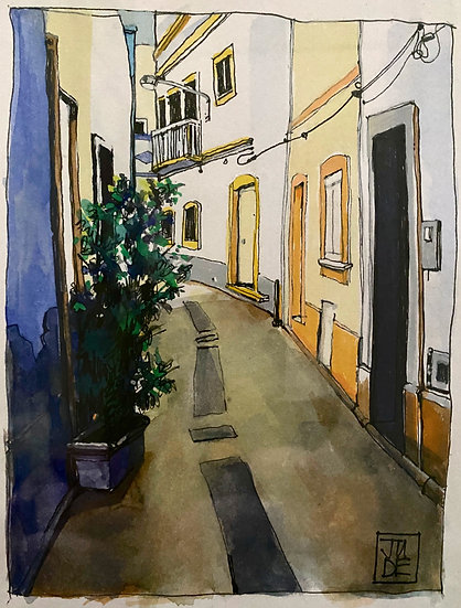 Olhao Street