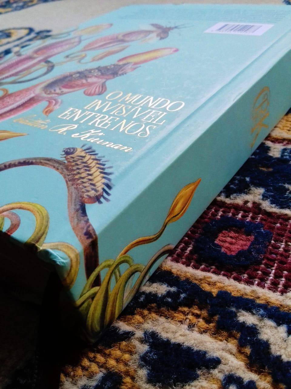 resenha do livro o mundo invisível entre nós