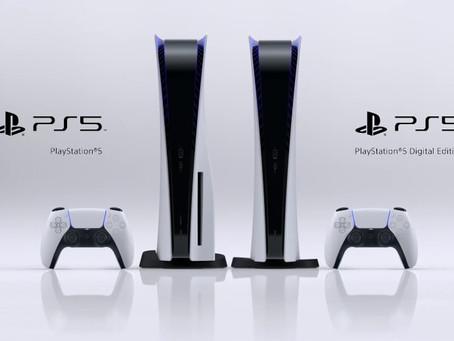 Tudo que sabemos sobre o novo PS5