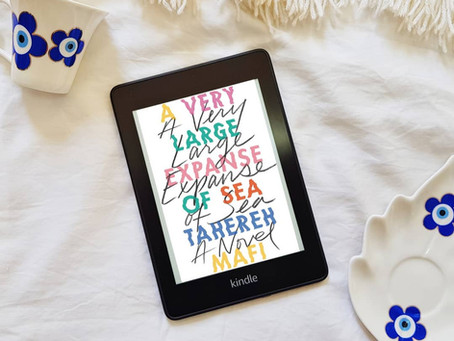 Resenha: A Very Large Expanse of Sea