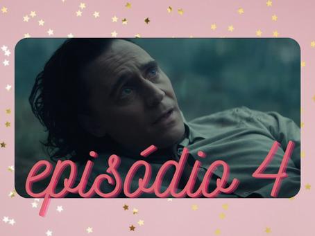 Easter eggs e referências do quarto episódio de Loki