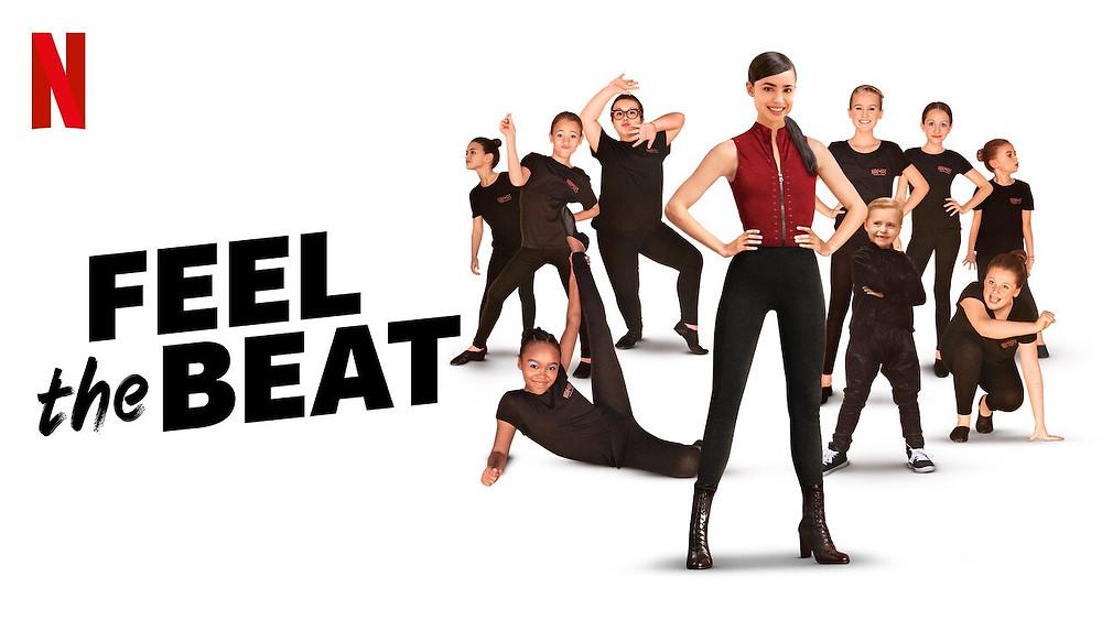 feel the beat filme crítica