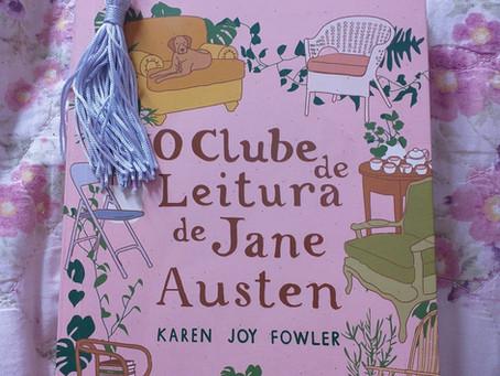 Resenha: O clube de Leitura de Jane Austen (com spoilers).
