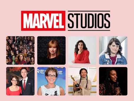 As mulheres por trás das produções Marvel Studios