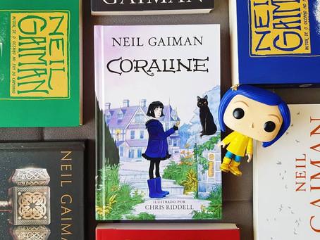 Por dentro da nova edição de Coraline