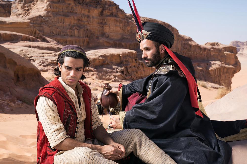 Aladdin e Jafar