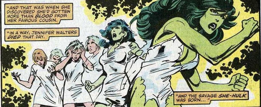 she hulk comics