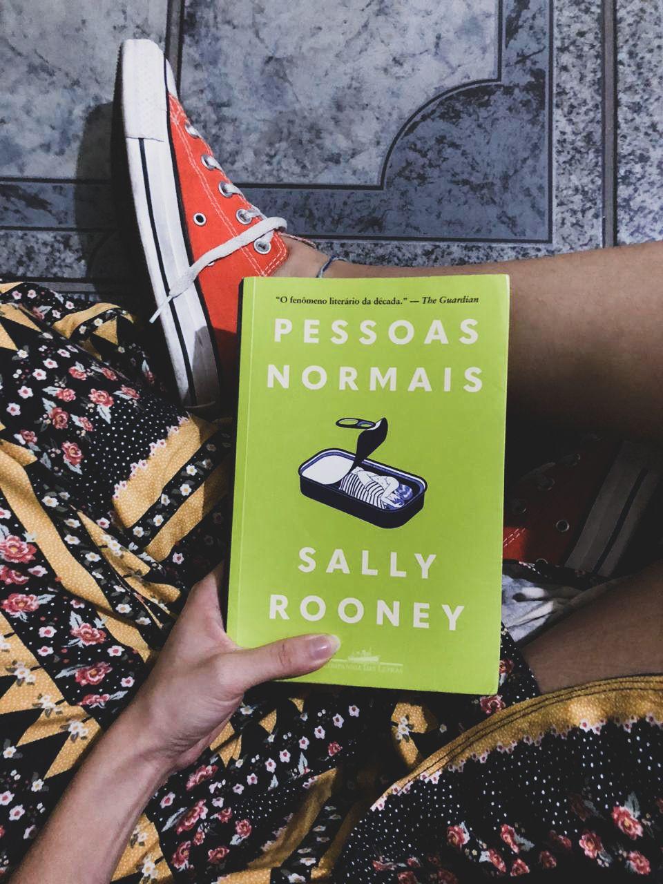 resenha do livro pessoas normais de sally rooney