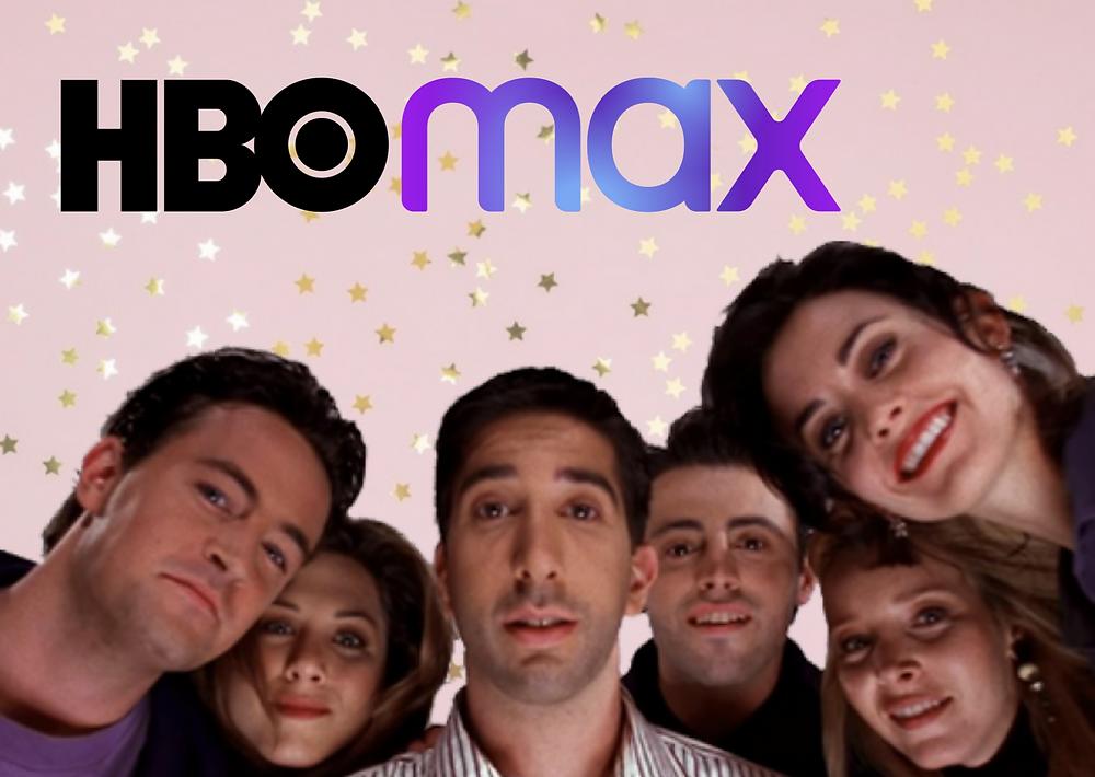hbo max no brasil