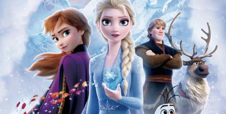 frozen 2 chega no catálogo da amazon prime video