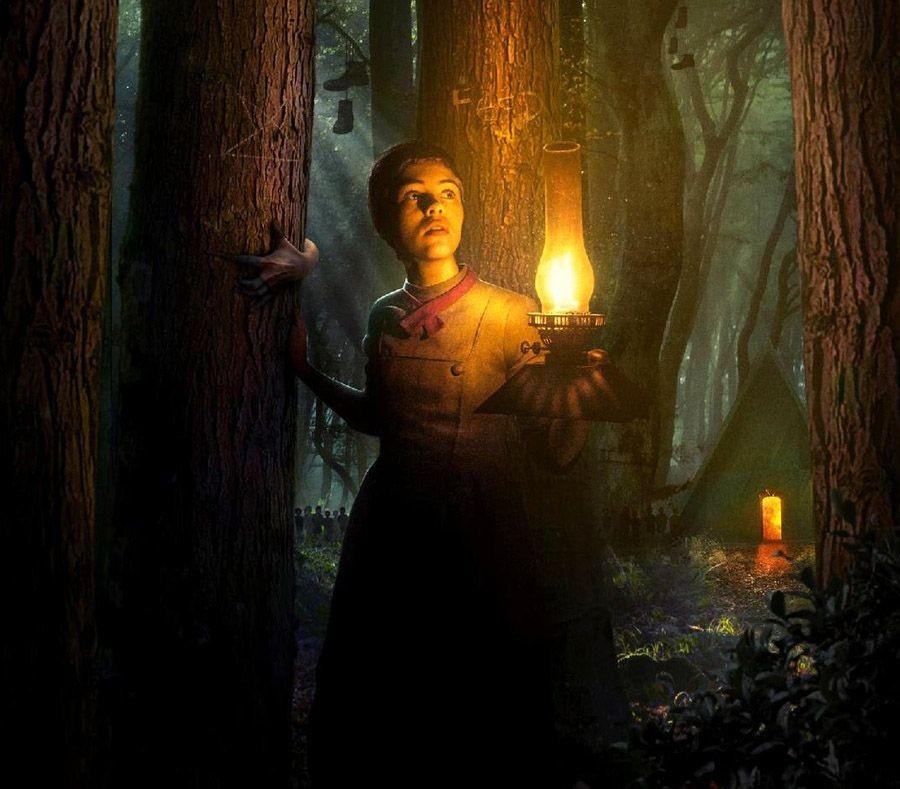 poster do filme maria e joão o conto das bruxas