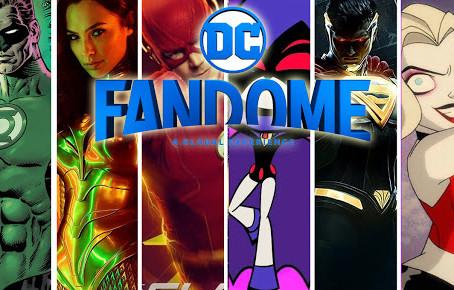 DCFanDome: Uma experiência virtual