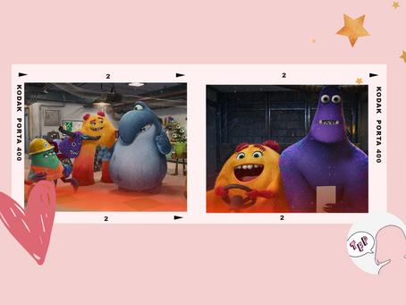 Conheça os personagens de 'Monstros ao Trabalho', nova série do Disney+