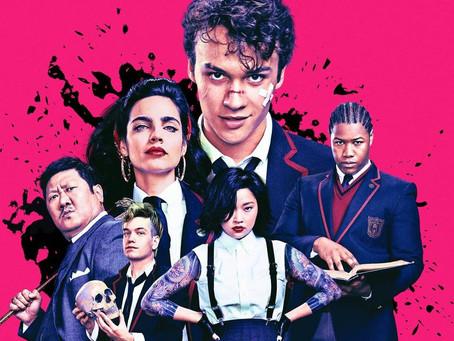 Alguns motivos para vocês assistirem 'Deadly Class'