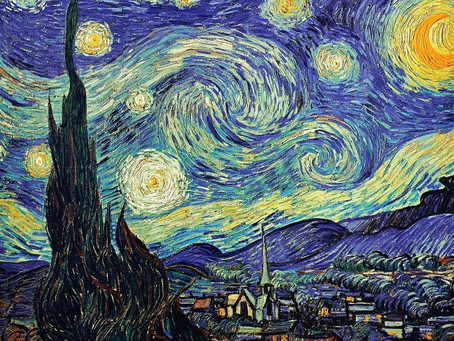 Exposição Imersiva de Van Gogh