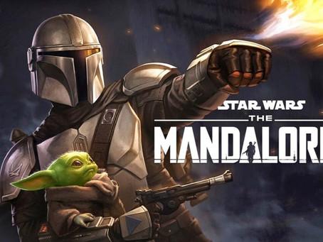 Conheça 'The Mandalorian', a série mais Star Wars do universo!