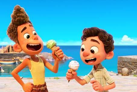 7 curiosidades sobre 'Luca', a nova animação da Pixar