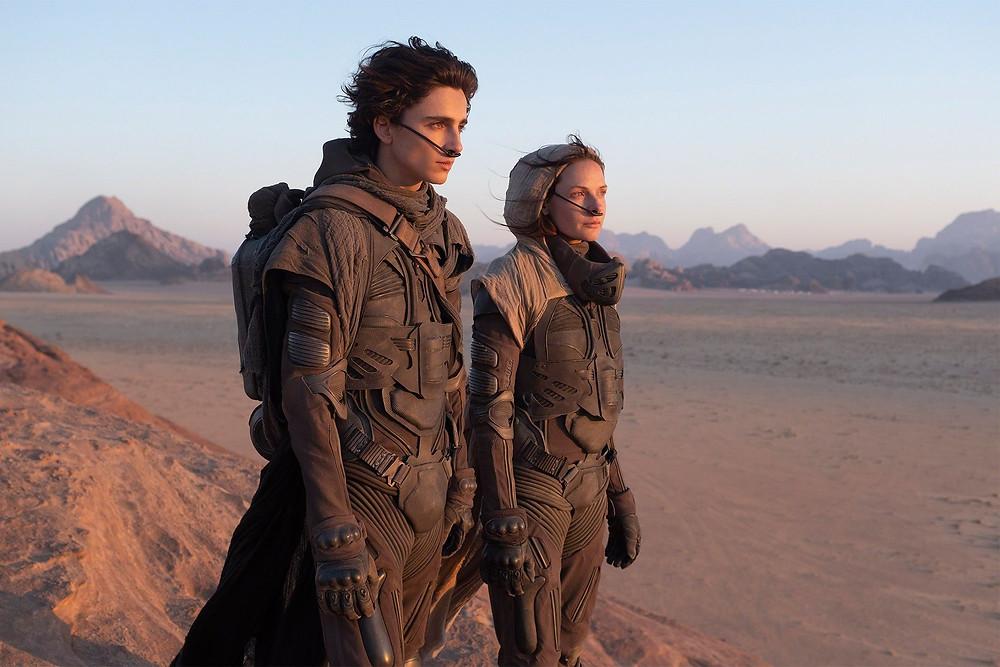 o que esperar do novo filme de  duna