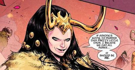 Quem é a Lady Loki?