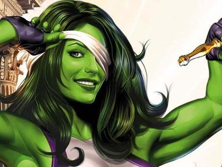 Quem é a She-Hulk (Mulher-Hulk)