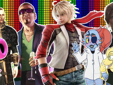 Personagens LGBT nos games