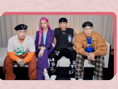 PANTHEPACK, a fabulosa estreia do grupo chinês apadrinhado pela TEAM WANG