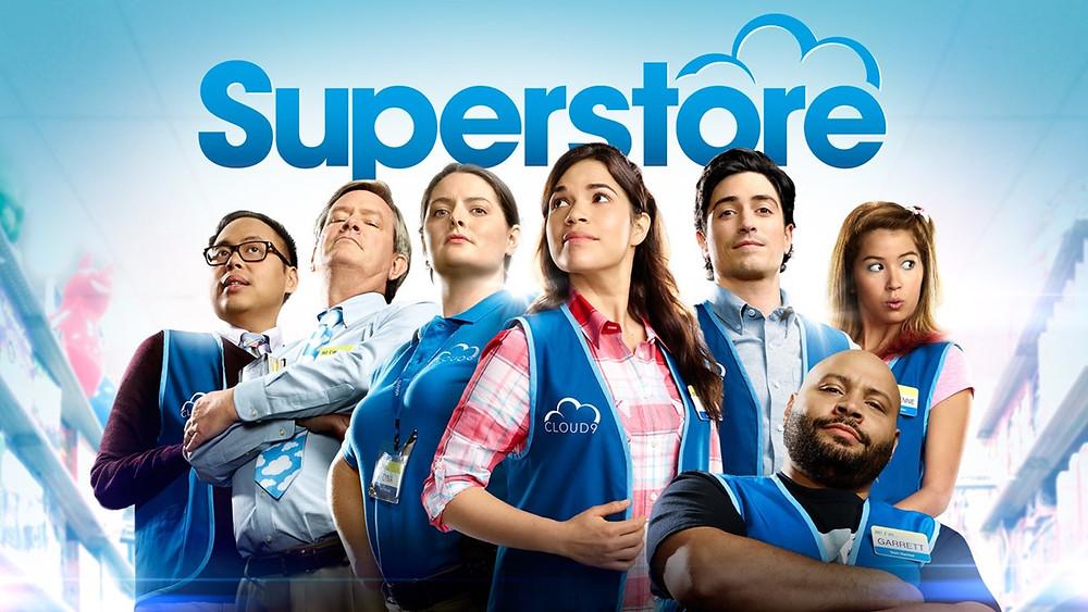 série superstore entra no catálogo da amazon prime em abril
