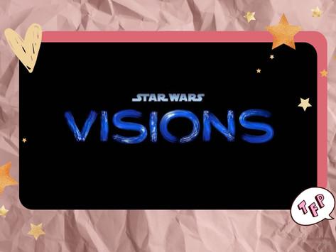 Star Wars: Visions, uma nova série para se apaixonar