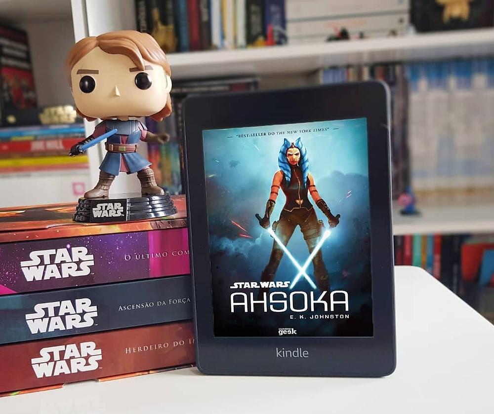 ahsoka livro resenha star wars
