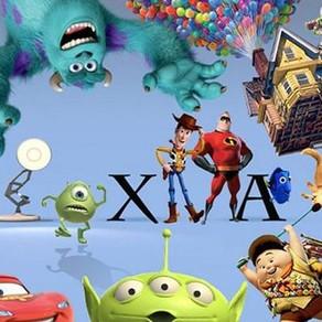 Linha cronológica da Pixar