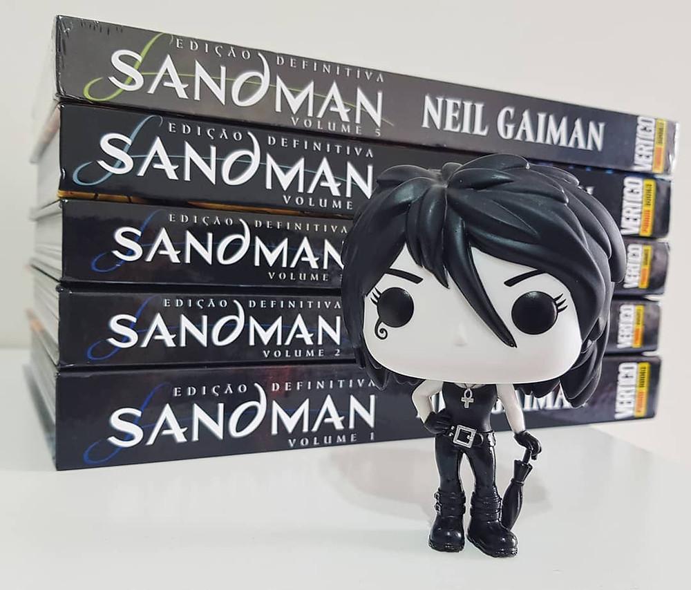 guia de leitura sandman